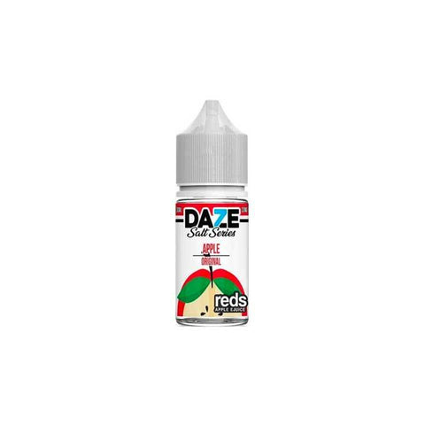 Reds Apple - 7 Daze SALT - 30mL Salt Nic