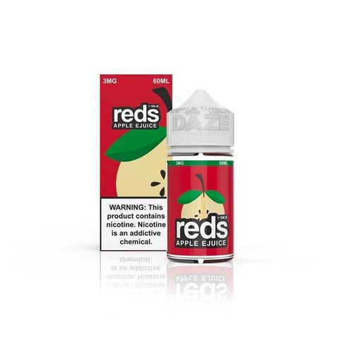 Reds Apple eJuice - 7 Daze - 60mL Vape Juice