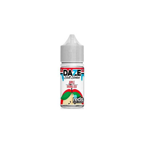 Reds Apple ICED - 7 Daze SALT - 30mL Salt Nic