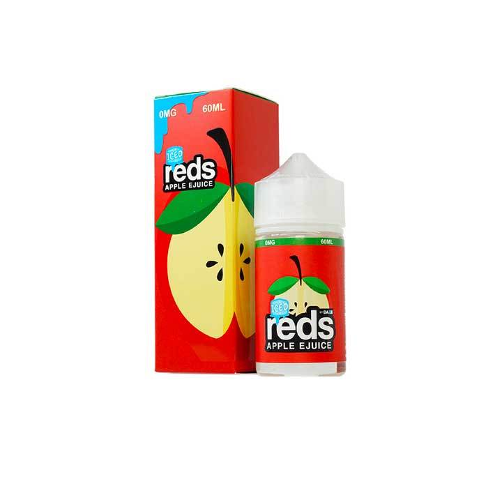 Reds Apple ICED eJuice - 7 Daze - 60mL Vape Juice