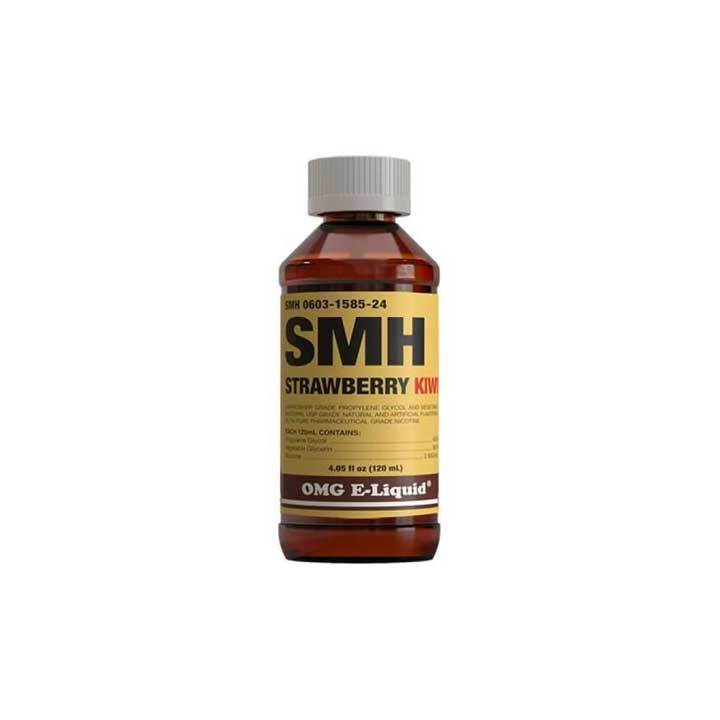 SMH - OMG E-Liquid - 120ml Vape Juice