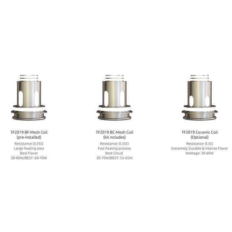 SMOK TF2019 Replacement Coils