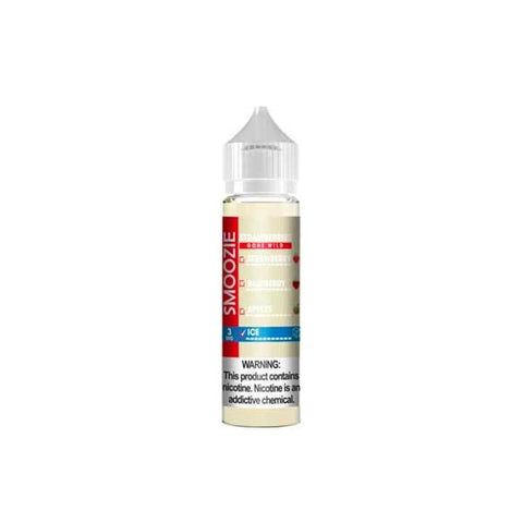 Strawberries Gone Wild ICE - Smoozie - 60mL Vape Juice