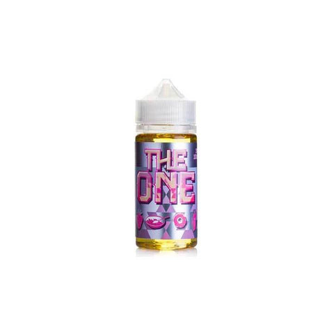 Strawberry Donut - The One E-Liquid - 100mL Vape Juice