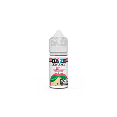 Strawberry Reds Apple eJuice - 7 Daze SALT - 30mL Salt Nic