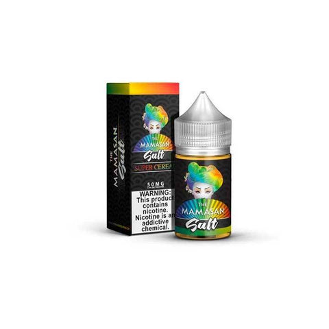 Super Cereal - Mamasan Salt - 30mL Nic Salt