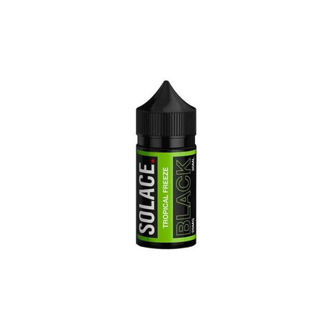 Tropical Freeze - Solace Black - 30ml Salt Nic