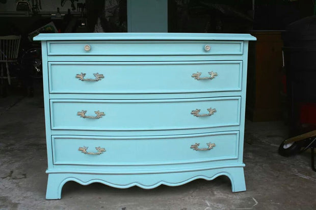 Renaissance Furniture Paint - Chalk Finish Paint - Robin's Egg