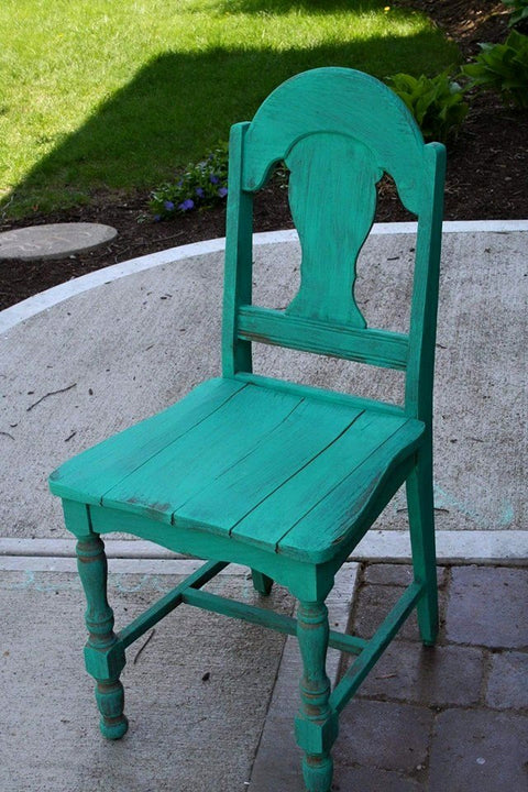 Renaissance Furniture Paint - Chalk Finish Paint - Malachite