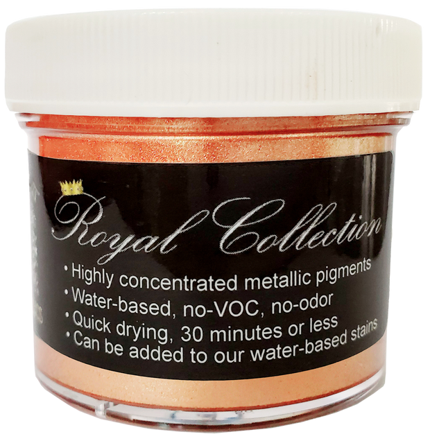 Royal Collection Metallics - Spanish Copper