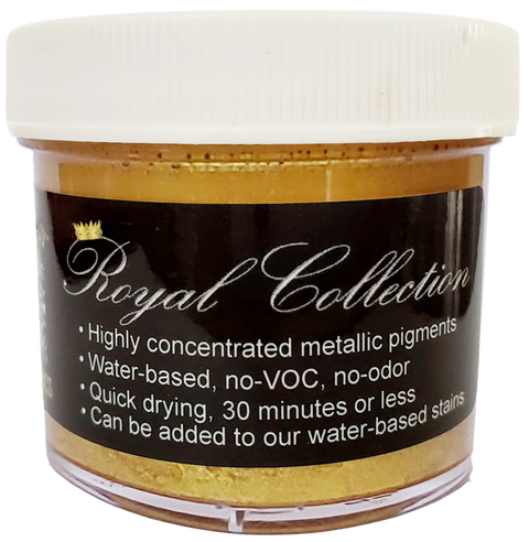 Royal Collection Metallics - Gold Leaf