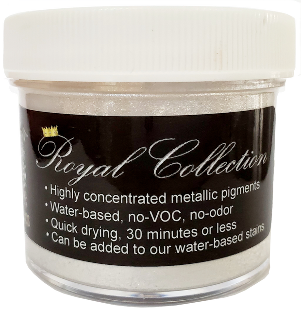 Royal Collection Metallics - Silver Leaf