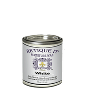 Retique It - Furniture Wax - White Wax