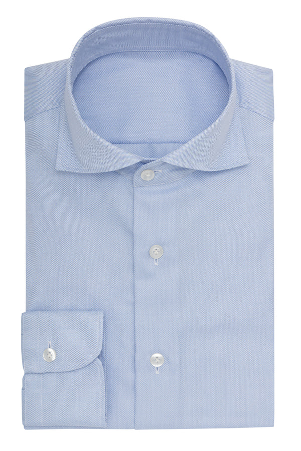 The Essential Blue Oxford Shirt