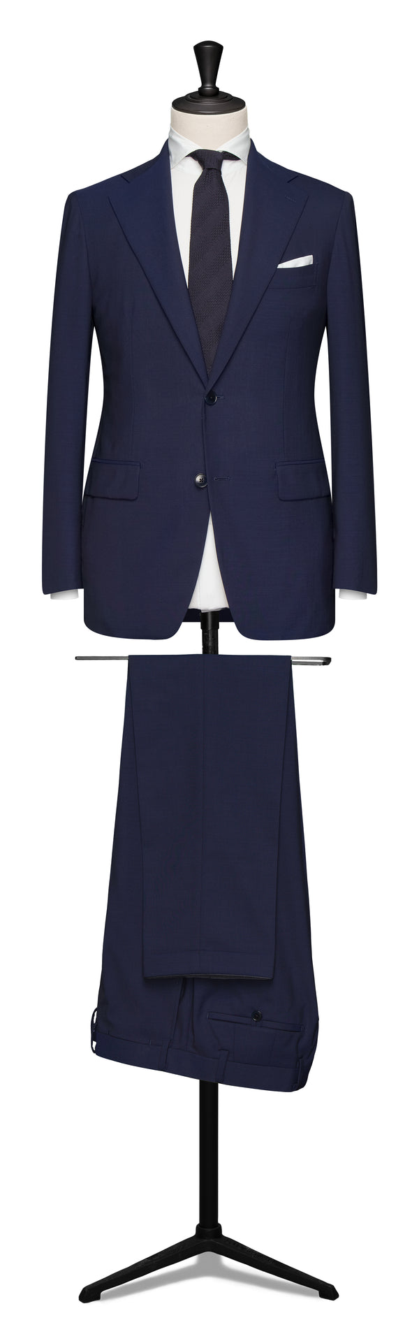 The Navy Suit