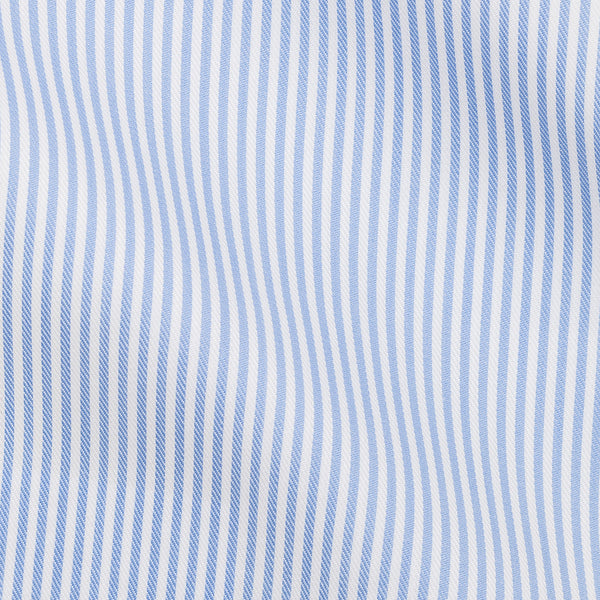 The Essential Blue Stripe Shirt