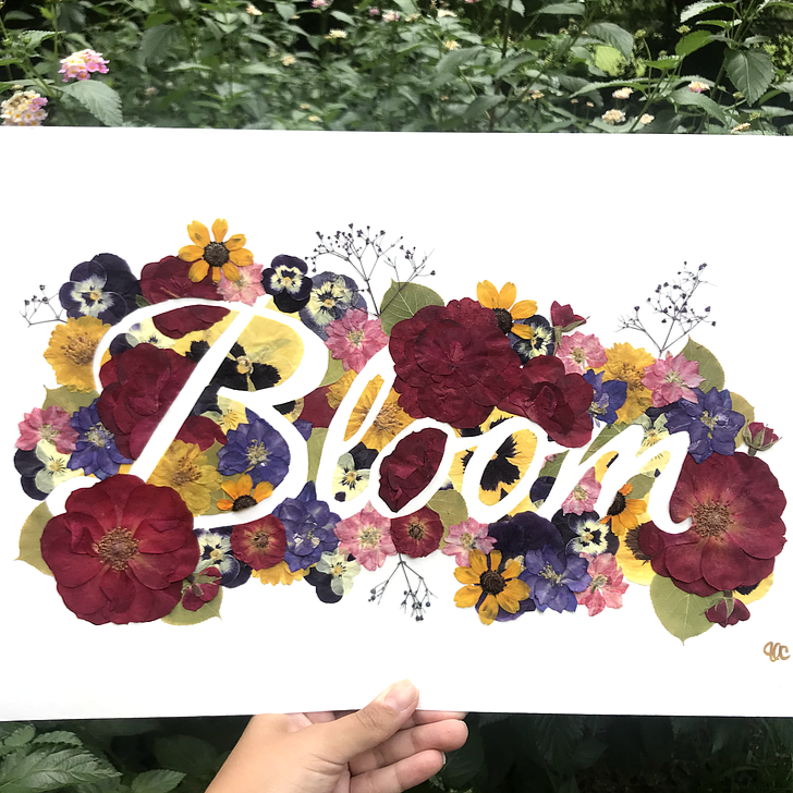 11x17 Bloom Original