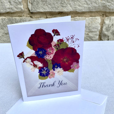 Thank You Greeting Card Set