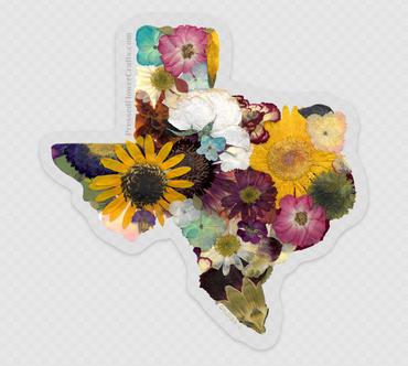 Texas Strong Magnet