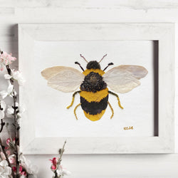 Bee Happy Print