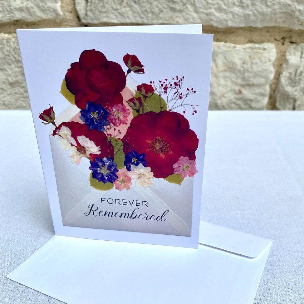 Sympathy Greeting Card Set