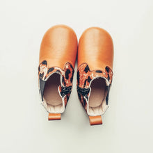 Load image into Gallery viewer, Ochre Animal Print Ankle Boots - Ollie Jays