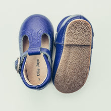 Load image into Gallery viewer, Bluebell T-bar Hard Sole - Ollie Jays