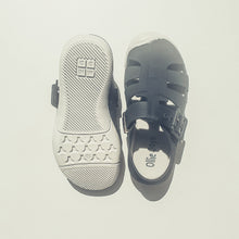 Load image into Gallery viewer, Jelly Sandals - Navy - Ollie Jays