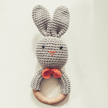 Load image into Gallery viewer, Bunny Rattle - Ollie Jays