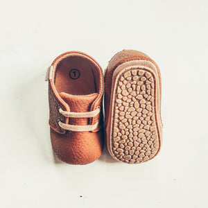 Biscotti Baby Booties - Ollie Jays