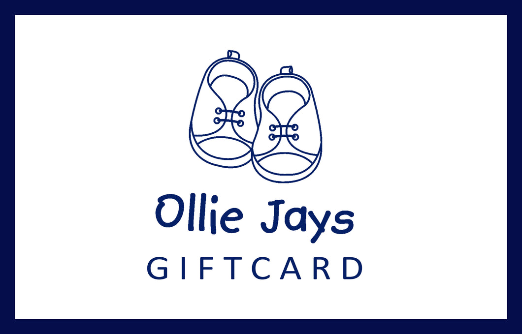 Ollie Jays Gift Card