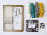 Frame Loom Weaving Kit