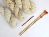 Dyeable Yarn Knitters Pack