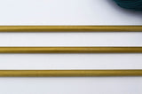 Wall Hanging Dowels - Gold