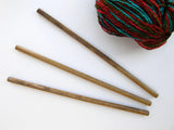 Wall Hanging Dowels - Oak Finish