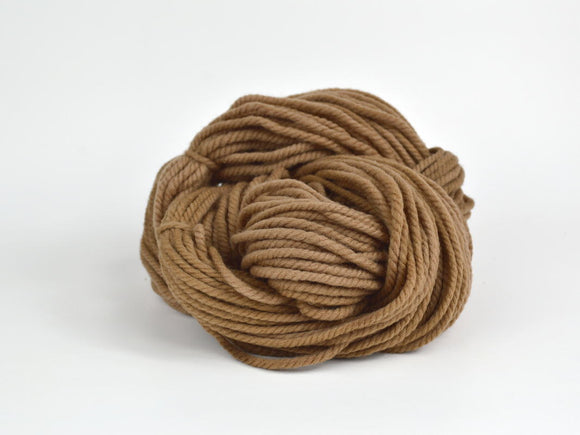 Walnut Plant Dyed Yarn Chunky