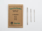 Tapestry Needles/ Cross Stitch Needles - Set of 3