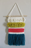 Wall Art Weaving Kit - Calypso's Isle (Bright Colors)