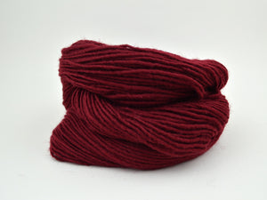 Navajo Dark Red Weaving Yarn