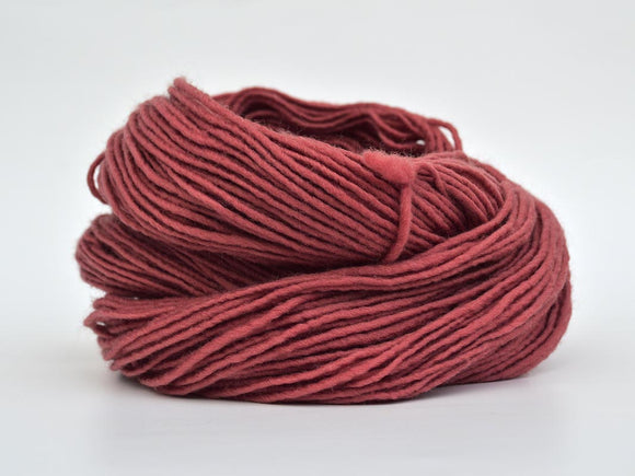 Navajo Dusty Rose Weaving Yarn