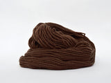 Navajo Earth Brown Weaving Yarn