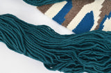 Navajo Teal Weaving Yarn