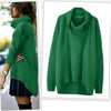 Emerald Loose School Pullover