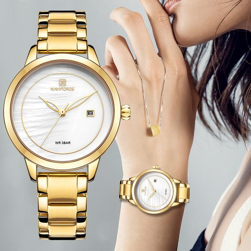Luxe Lucy Stainless Steel Watch - Couture Look