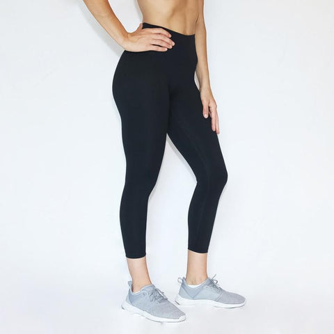 Image of Hot Sugar High Waist Gym Fitness Pants - Couture Look