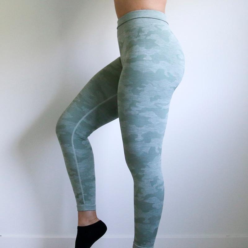 Allegra Second Edition High Waisted Tummy Control Leggings - Couture Look