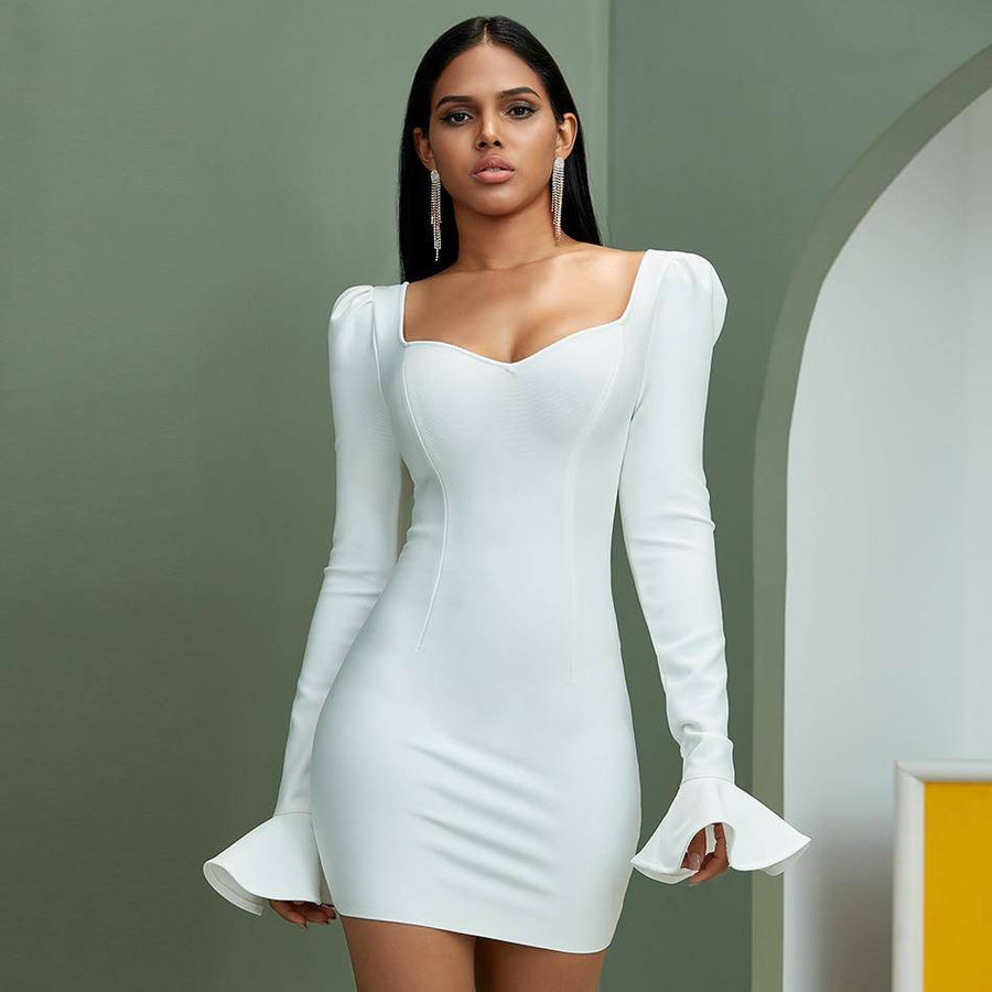 Call Me Princess Bandage Mini Dress - Couture Look
