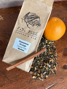 Cinnamon Orange Tea - Herbal