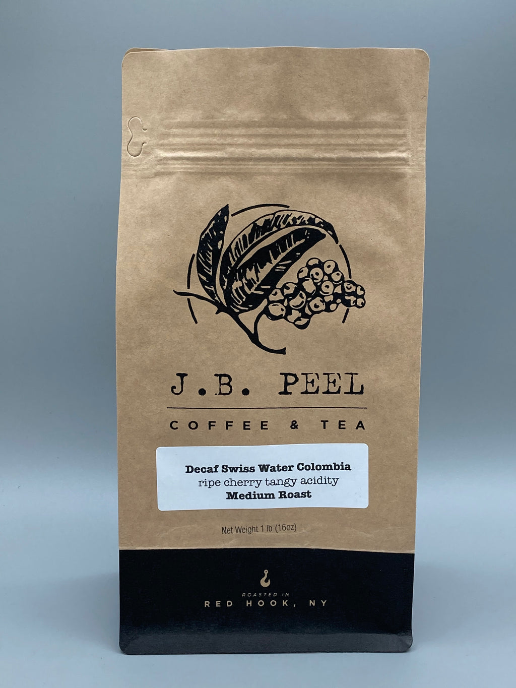 Colombian Supremo, Decaf