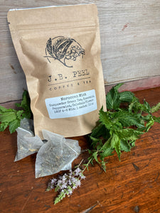 Moroccan Mint Tea Sachets